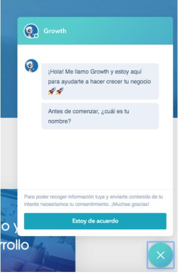 Marketing Conversacional: chatbot