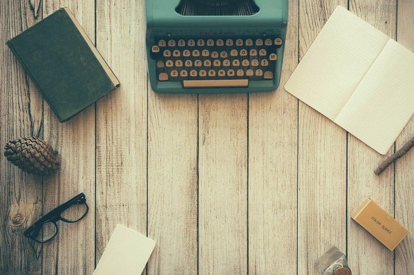 Escribe algo distinto